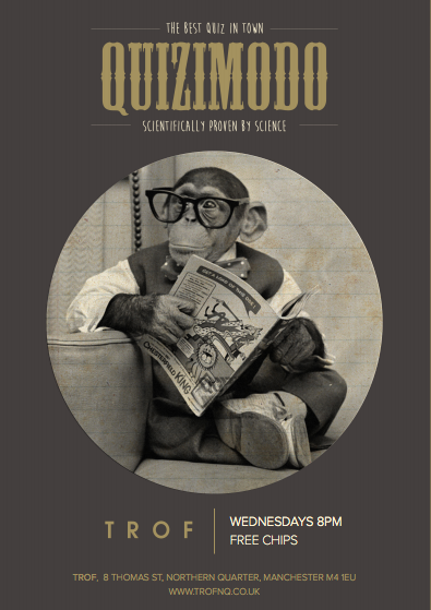 poster for Quizimodo Every Tuesday