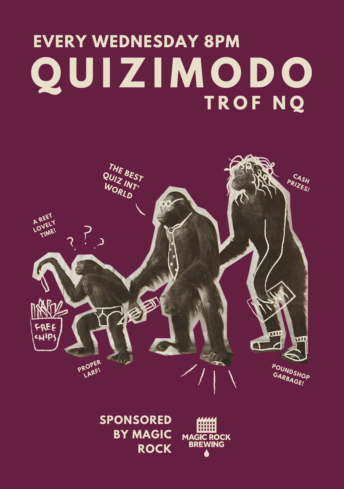 poster for Quizimodo